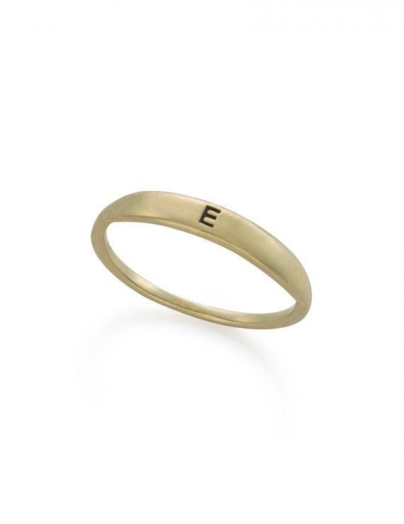 rise ring gold E2