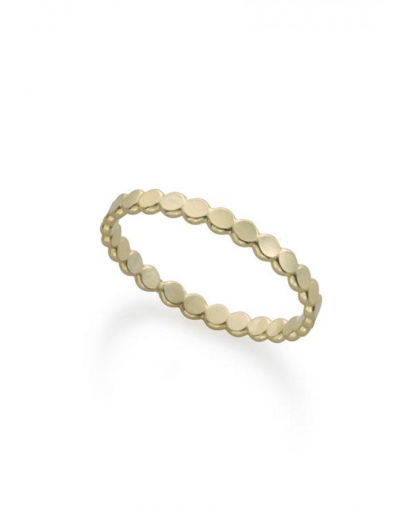 rounding ring gold