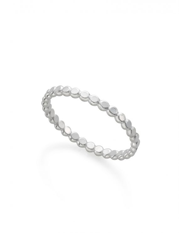 rounding ring silver