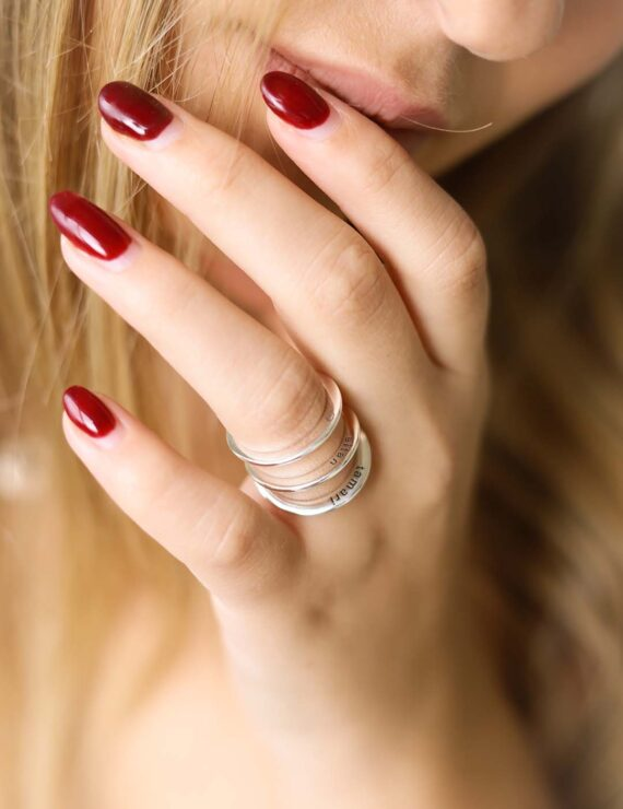 secret ring silver 4