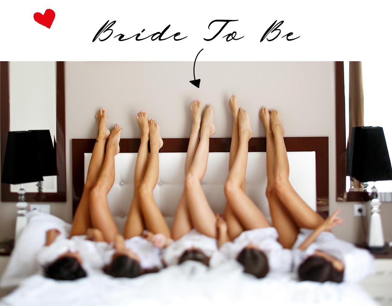 bride to be header