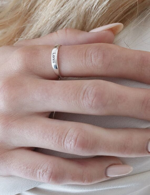 rise ring silver 3