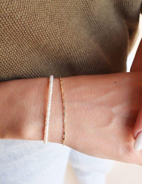 box bracelet14 k