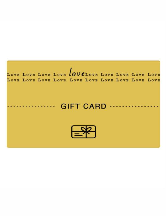 gift CARD FFF