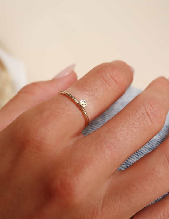 one love ring gold 3